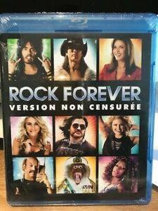 Rock Forever [Blu-Ray] [Non censuré] NEUF - V FR