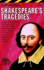 CliffsNotes on Shakespeare's Tragedies by  , Paperback