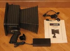 MAD Magnetic Audio Devices LT-PMS Bullhorn Loudspeaker w/Microphone (no battery)