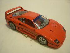 A Franklin mint scale model of a 1989 Ferrari F-40,  NO Box