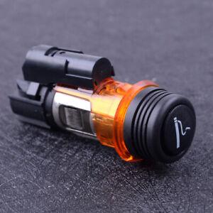 Car Cigarette Lighter Socket Replace Fit For PEUGEOT 206 308 406 607 1007