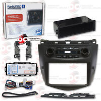 PAC RPK4-HD1101 CAR 2DIN INTEGRATED INSTALL KIT FOR SELECT 2003-07 HONDA ACCORD