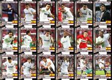 Sevilla 2006 UEFA Cup Winners football trading cards