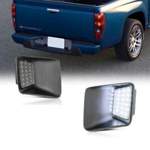FIts 04-12 Chevy Colorado/GMC Canyon 2pcs License Replace 18SMD Light Plug&Play