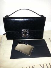 AUTH LOUIS VUITTON LIMITED EDITION LARGE GLACE  ANOUSHKA MINT CONDITION