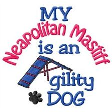 My Neapolitan Mastiff is An Agility Dog Long-Sleeved T-Shirt Dc2066L