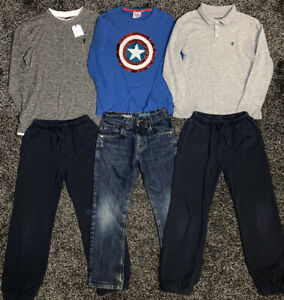 Boys Clothes Bundle Age 9-10 Years Next French Connection