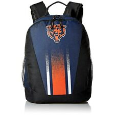 NFL Chicago Bears Stripe Backpack with Team Logo