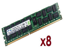 8x 8gb 64gb RDIMM ECC reg ddr3 1333 MHz de memoria f Dell PowerEdge c6220 c6220 II