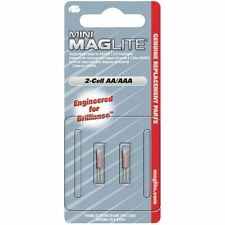 MAG-LITE LM2A001 Mini AA Taschenlampe Ersatz Krypton Glühbirne - Packung zu 2
