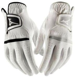 NEW Mizuno Comp Golf Gloves - Pick Size, Dexterity, Fit, Gender & Quantity!