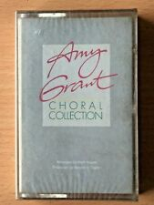 AMY GRANT Choral Collection SEALED NOS PHILIPPINES Cassette Tape
