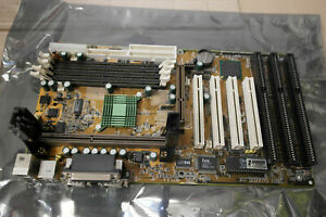 Slot 1 Pentium II III motherboard mainboard AGP PCI ISA   ATX