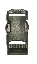 "ITW Classic Side Release Buckle 25mm - 1"" Military Olive Green RAL 6014"