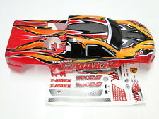 NUEVO Traxxas T-Maxx 2.5 Cuerpo prograpix Rojo rw5r