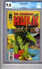 Incredible Hulk #441 CGC 9.8 WP 'Pulp Fiction'..SHE Hulk..Homage Cover! Molina