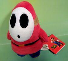 Official Genuine Super Mario Shy Guy Small Plus doll NWT new SANei 2012