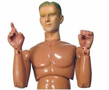 Reinhardt - Nude Body - 1/6 Scale Dragon Action Figures