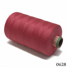 Amann 100% Polyester Core-Spun Sewing Thread Sabac 80 1000M Color 0600-0799