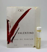 VALENTINO V PureEau de Parfum Carded Sample As Is