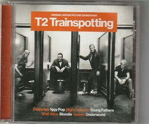 Movie Soundtrack:   T2  Trainspotting (Sony 2017)  from the 2017 SEQUEL