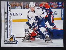 NHL 17 Phil Kessel Toronto Maple Leafs Pinnacle 2011/12