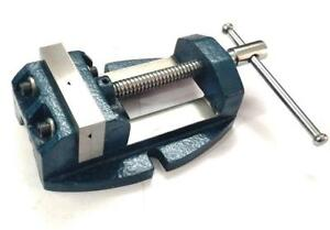 Drill Vice Vise 80 mm jaw Width Clamping, Milling, Engineer Tools-Heavy Duty