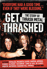 Get Thrashed (DVD, 2008, Special Edition)