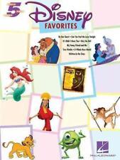 Disney Favourites Five Finger Piano (2004, Taschenbuch)