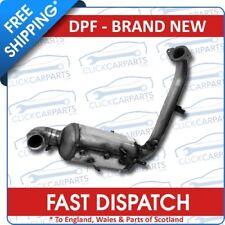 Cabe FORD FOCUS 1.6 TDCi (07/04-07/11) Filtro De Partículas Diesel Dpf & Gato