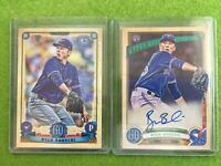 RYAN BORUCKI AUTO 2019 GYPSY QUEEN LOT ROOKIE CARD RC Toronto Blue Jays Baseball