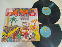 "Max Mix 5 Gatefold Max Music - 2 x LP 12"" Vinilo G+/G+ - 3T"
