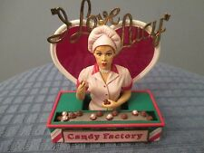"""Carlton Cards I love Lucy """"Candy Factory Antics"""" Ornament"""