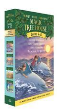 The Magic Tree House 09-12 von Mary Pope Osborne (2003, Taschenbuch)