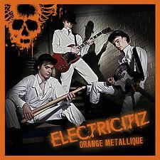 ELECTRICITIZ- ORANGE METALLIQUE- CD+ LIVRET