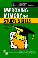 Improving Memory and Study Skills: Advances in Theory and Practice-ExLibrary