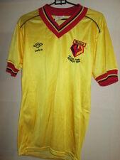 """Watford 1984 FA Cup Final Football Shirt Size Small 34""""-36"""""""