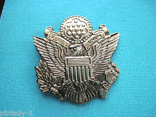 UNITED STATES of AMERICA SEAL - hat pin  , lapel pin , tie tac (gold ) GIFT BOX