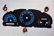 Saab 9-5 / 9-3 / Aero glow gauges glow gauge plasma dials tachoscheibe glow shif
