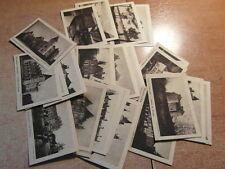 genre PANINI lot 22 IMAGES LA QUINTONINE LES CHATEAUX + 4 images ABBE SOURY