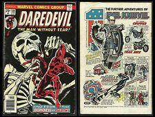 Daredevil #130 VG+ (1976, Marvel) DEATH-MAN