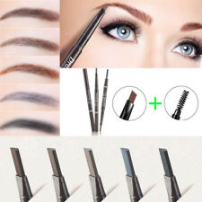 Girl Waterproof Eye Brow Eyeliner Eyebrow Pen Pencil&Brush Makeup Cosmetic Tool