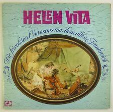 "2 x 12"" LP - Helen Vita - Die Frivolsten Chansons - B1075 - washed & cleaned"