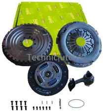 FORD MONDEO TDI 5 SPEED DUAL MASS TO SOLID FLYWHEEL, VALEO CLUTCH, CSC AND BOLTS