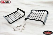 TOY  CCHAND Land Rover Defender D90 Front Light Guards METAL VVV-C0054 RC Grill