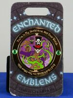 Disney ENCHANTED EMBLEMS Princess Frog DOCTOR FACILIER LE 3000 Spinner Pin