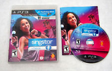 PS3 Singstar + Dance Game  Move Compatible used