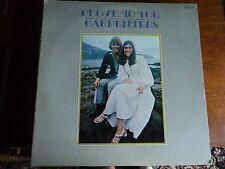 THE CARPENTERS - Close to you - VINYL LP - US import copy - EX / EX