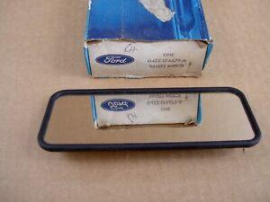 74-78 Ford Mustang, Torino, Granada inside vanity mirror, D4ZZ-17A679-A, NOS