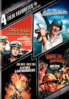 4 Film Favorites: John Wayne DVD NEW